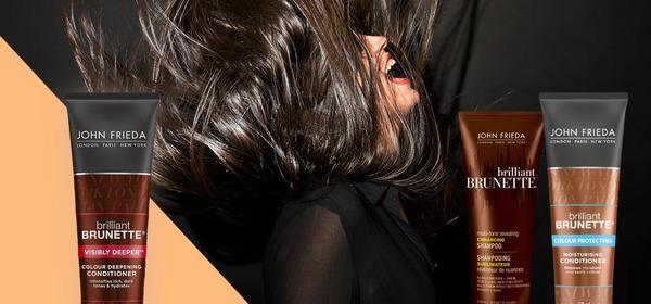 kosmetyki dla brunetek, kosmetyki dla szatynek, jak zatrzymać kolor włosów farbowanych na dłużej
