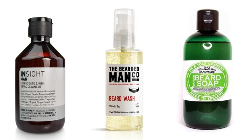 ranking szamponów do brody