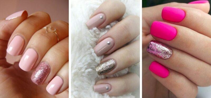 jak pomalować paznokcie na walentynki
