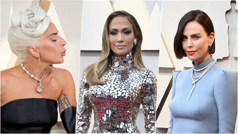 Przegląd fryzur z gali rozdania Oscarów 2019