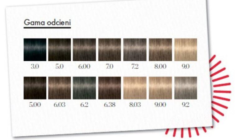 paleta kolorów indola xpresscolor
