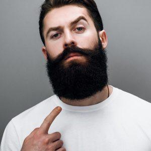 jak wyprostować brodę, sposoby na prostą brodę, prosta broda