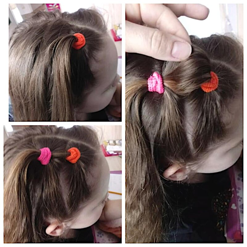 jak wykonać kitkę, jak zrobić warkocz, fryzury do szkoły krok po kroku