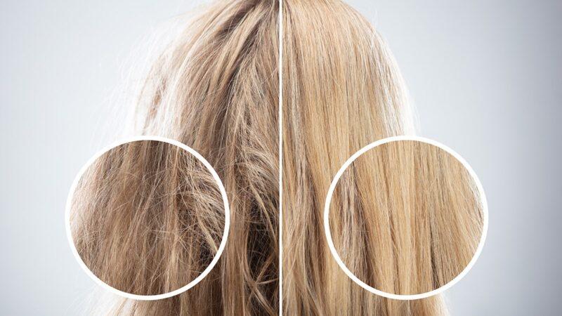 Niewiarygodnie Keratynowa odbudowa włosów - co warto wiedzieć | Blog Hairstore XF64