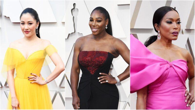 Fryzury z Oscarów 2019 - kucyki