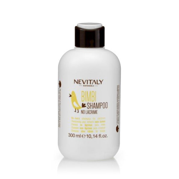 delikatny szampon dla dzieci, szampony dla dzieci, szampony bez sls, naturalne szampony, nevitaly bimbi, szampon o zapachu coli