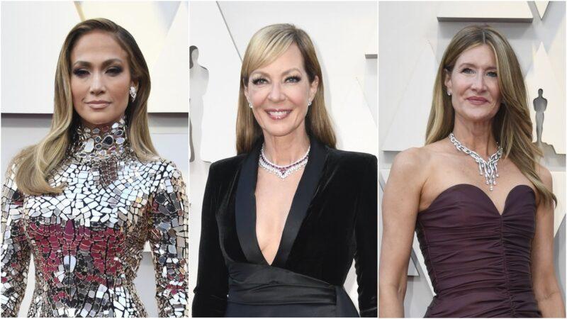 Fryzury z Oscarów 2019 - proste