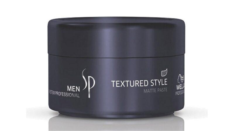 wella sp men, stylizacja męskich włosów, kosmetyki do włosów dla mężczyzn, matowe wykończenie