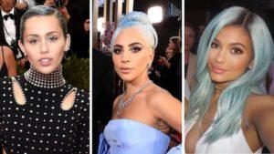 koloryzacja w stylu gwiazd, trendy na wiosne 2019