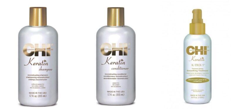 chi keratin, keratynowe prostowanie włosów, keratyna na włosy