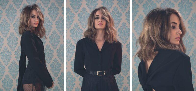luxe wibe, stylizacje schwarzkopf, stylizacje na wiosnę 2019