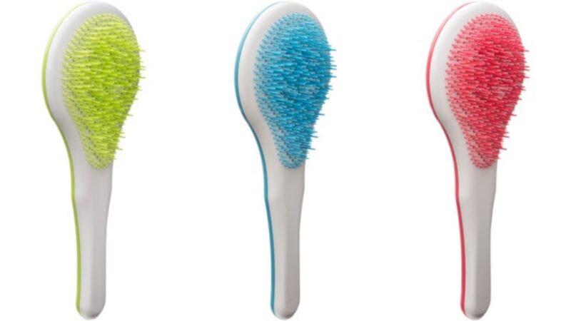 szczotka do włosów cienkich, szczotka do włosów grubych, szczotka do włosów normalnych