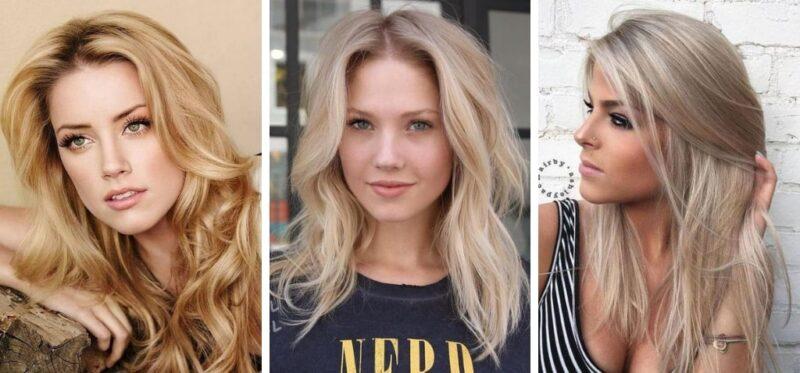 bursztnowy blond, popielaty blond, piaskowy blond, blond dla starszych, blond a dojrzała cera