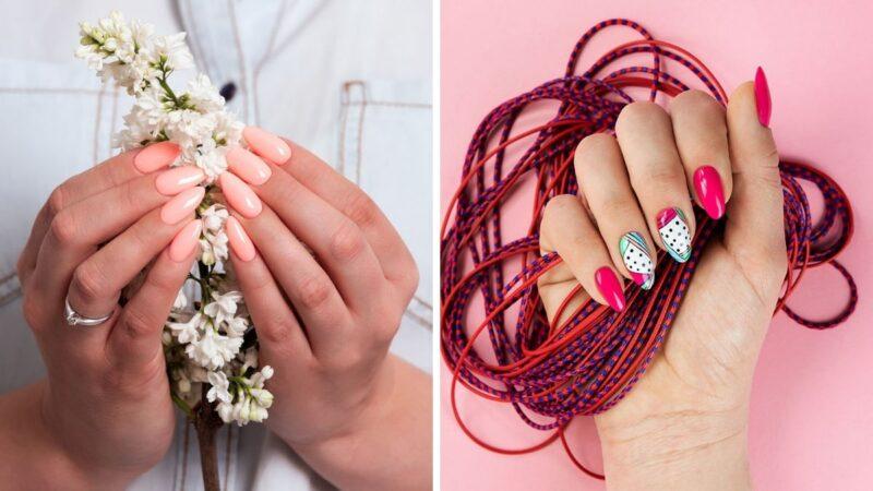 modne paznokcie, paznokcie z semilac, lakiery semilac, kolory semilac