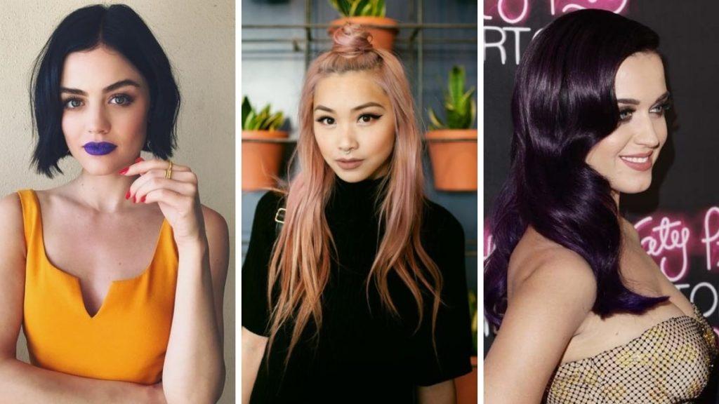 trendy wiosna 2019, kolory modne na wiosnę, kolory włosów na wiosnę, trendy 2019, koloryzacja trendy