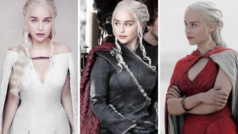Daenerys Targaryen's, gra o tron, Daenerys , aktorzy gry o tron, emilie clark