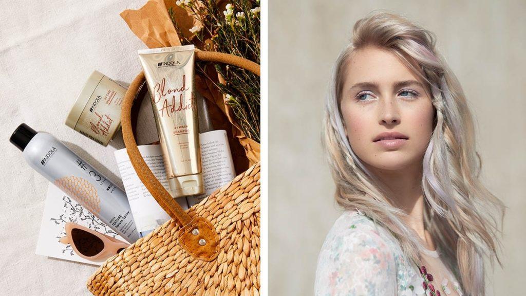 jak dbać o włosy farbowane, jak pielęgnować włosy farbowane, pielęgnacja włosów farbowanych, kosmetyki indola opinie
