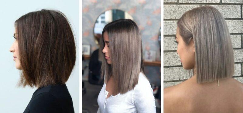 Straight Bob Galeria Z Modnymi Fryzurami Blog Hairstore
