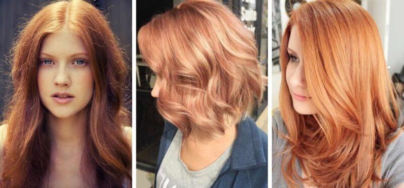 jasny rudy, mahoniowy rudy, cynamonowy rudy, dla kogo rude włosy, truskawkowy blond, jasny blond,