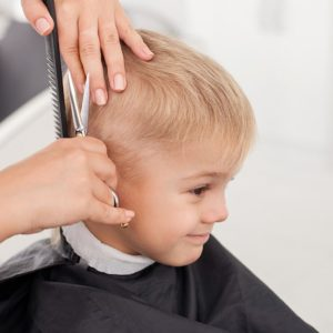 jak urządzić dziecięcy salon fryzjerski, salon fryzjerski dla dzieci