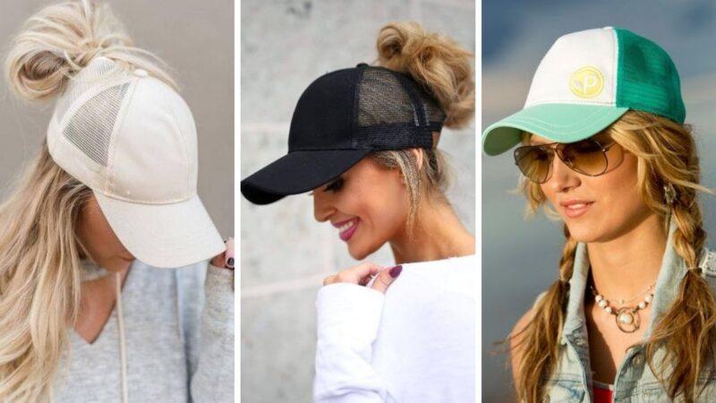 czapki na lato, jak nosić czapkę, czapka z daszkiem, czapka fryzury