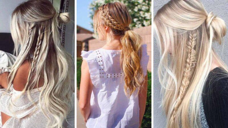 Fryzury Na Lato Zainspiruj Się Blog Hairstore