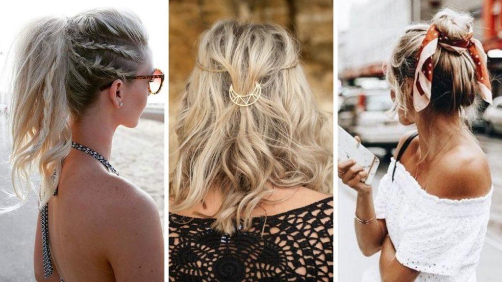 szybkie fryzury na lato