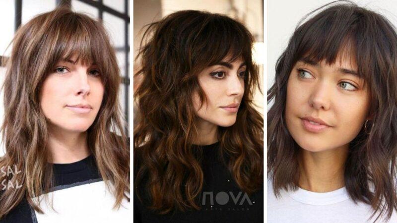 dla kogo cieniowane włosy, komu cieniowane włosy, fryzury 2019, shaggy hair