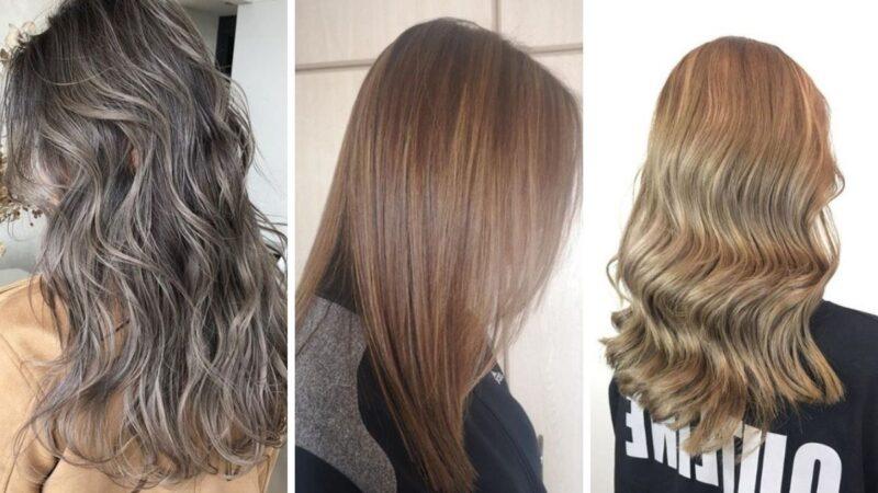 mleczna herbata, bawarka, trendy inspirowane kawą, profesjonalne farby do włosów