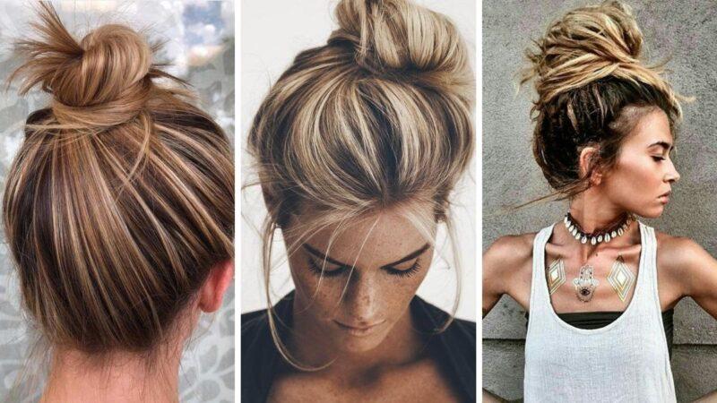 Aż 36 Fryzur Do Wypróbowania W Gorące Lato Blog Hairstore