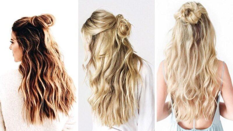fryzury długie włosy, fryzury na długie włosy