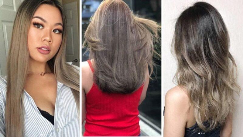 milkteahair, włosy trendy 2019