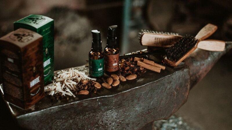 kosmetyki horde, horde, olejki horde, kosmetyki do brody, kosmetyki do pielęgnacji brody, pielęgnacja brody