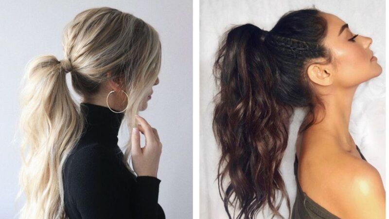 kucyk, kitka, ponytail