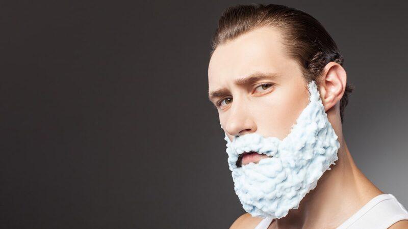 czym myć brodę, jak myć brodę, jak poprawnie myć brodę, jakie kosmetyki do mycia brody