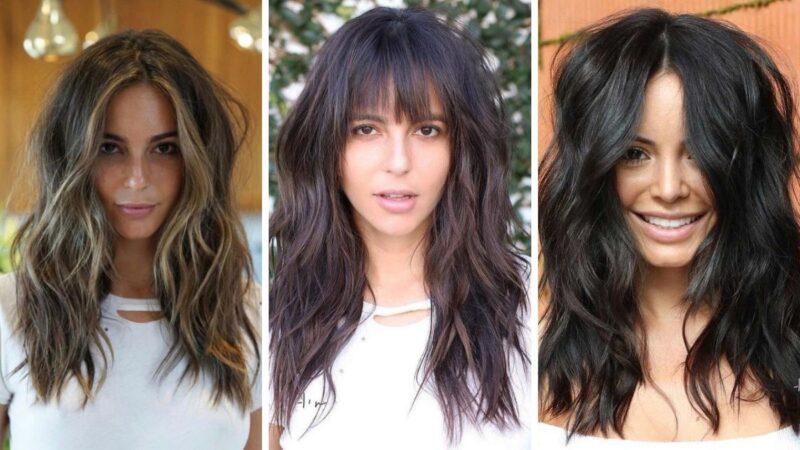 dodawanie objętości włosów, włosy z tekstura, fryzury dla cienkich włosów