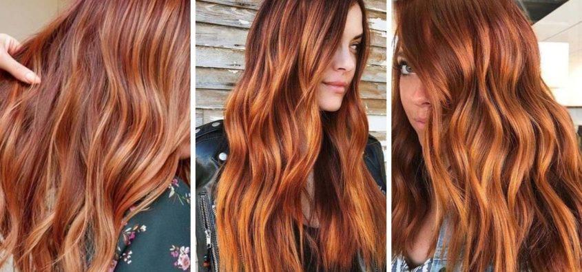 burnt sienna hair, rude włosy, ginger beer hair