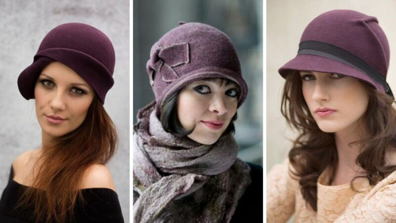 chapeu-cloche, elegancki kapelusz na jesień