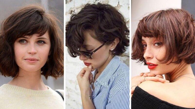 krotkie włosy fryzury, fryzury dla krótkich włosów, jak układać krótkie włosy