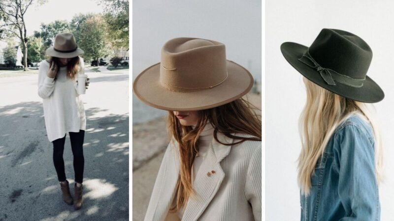 jak nosić fedorę, jak nosić kapelusze