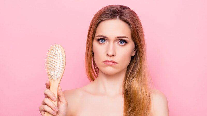 jak powstrzymać wypadanie włosów, możesz powstrzymać wypadanie włosów, co na wypadające włosy