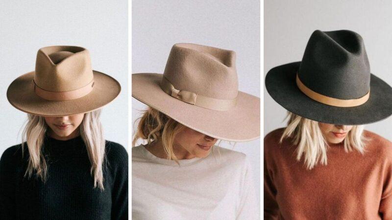 kapelusz fedora, fedora dla kobiet, fedora na jesień