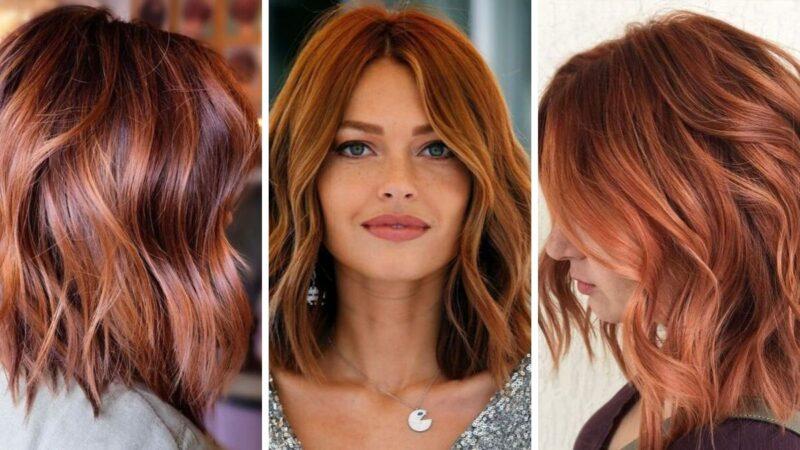 krótkie rude włosy, rude krótkie włosy, dla kogo rude włosy