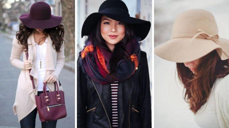 modne kapelusze, najmodniejsze kapelusze, jesienne kapelusze