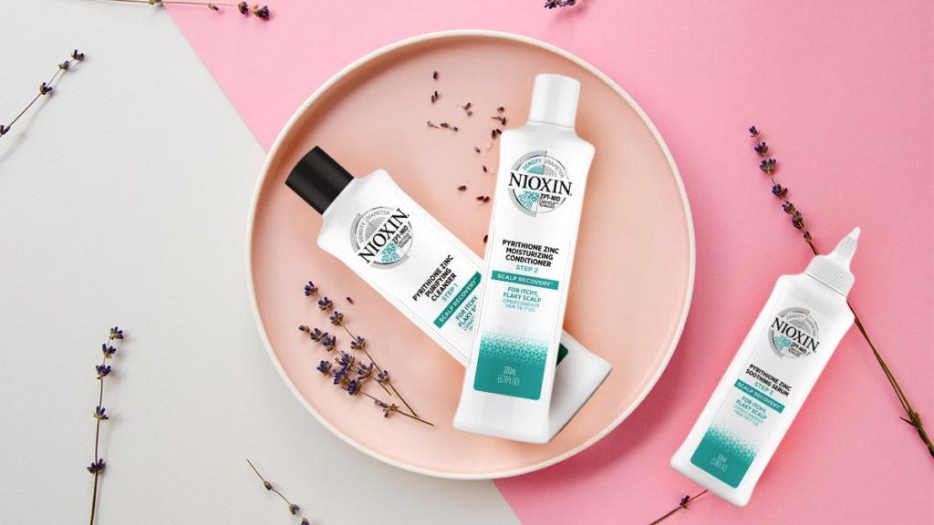 nowy nioxin, nioxin przeciwłupieżowy, nioxin scalp recovery, jak zwalczyć łupież