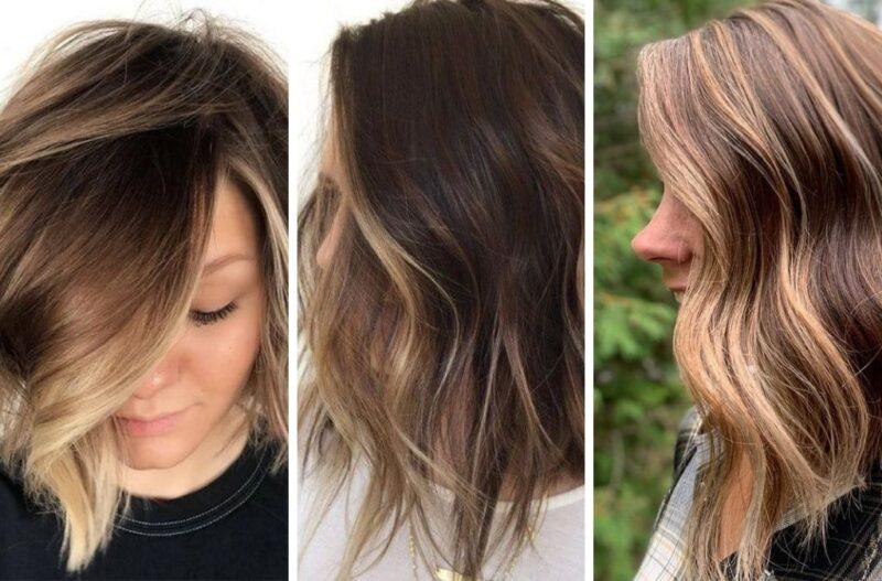 krótkie włosy fryzury, fryzury dla krótkich włosów, koloryzacja dla krótkich włosów