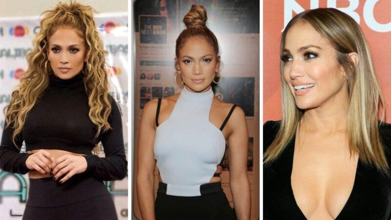 Włosy Jennifer Lopez – przegląd fryzur