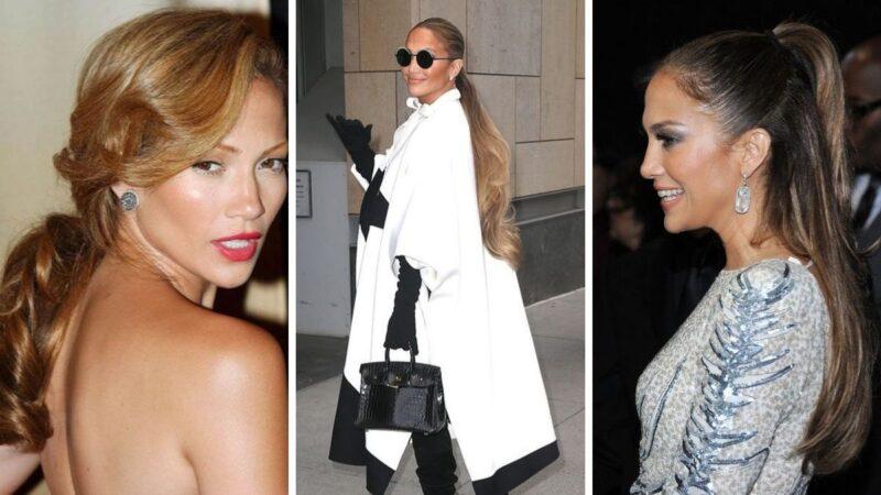 Jennifer Lopez kucyk
