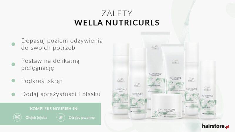 wella nutricurls, nowości od wella, jak dbać o włosy kręcone, kosmetyki do włosów kręconych, wella nutricurls czy warto, wella nutricurls opinie