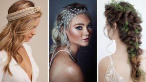 zimowe wesele, fryzura na wesele w zime, zimowy ślub fryzury, fryzury na wesele zimowe galeria